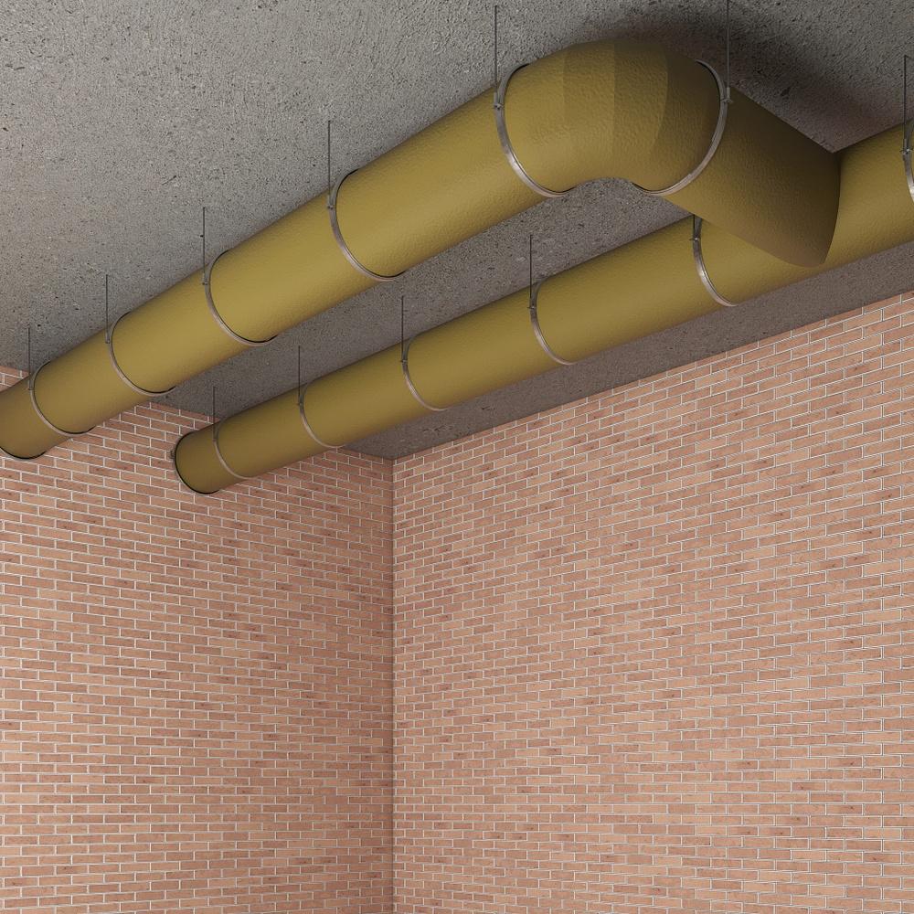 Шумоизоляция воздуховодов вентиляции звукоизоляционными ...