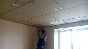 материалы для звукоизоляции потолка в квартире